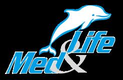 Med&Life Retina Logo